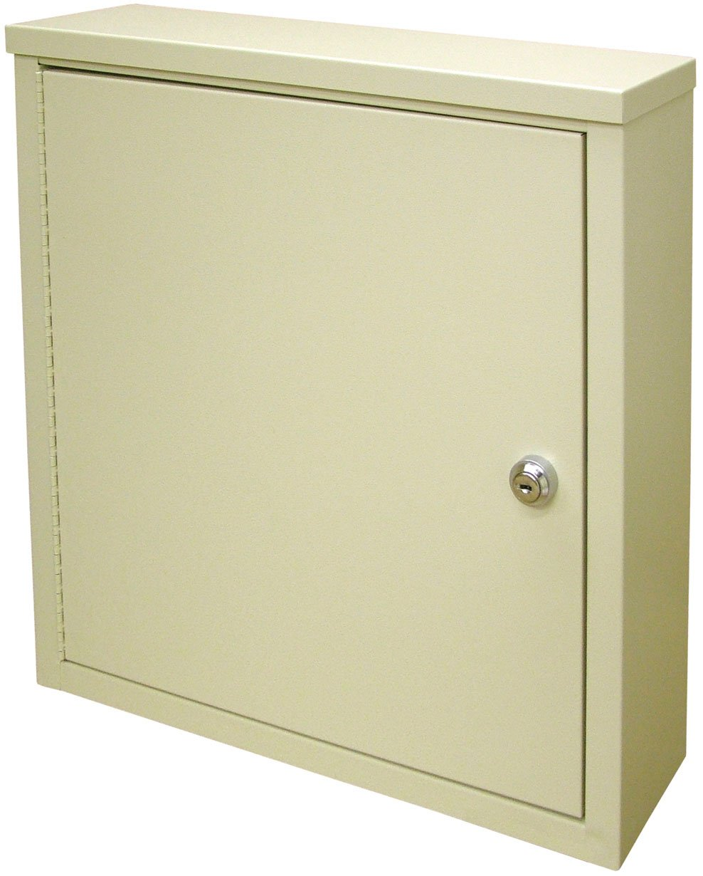 Small Wall Storage Cabinet - Beige