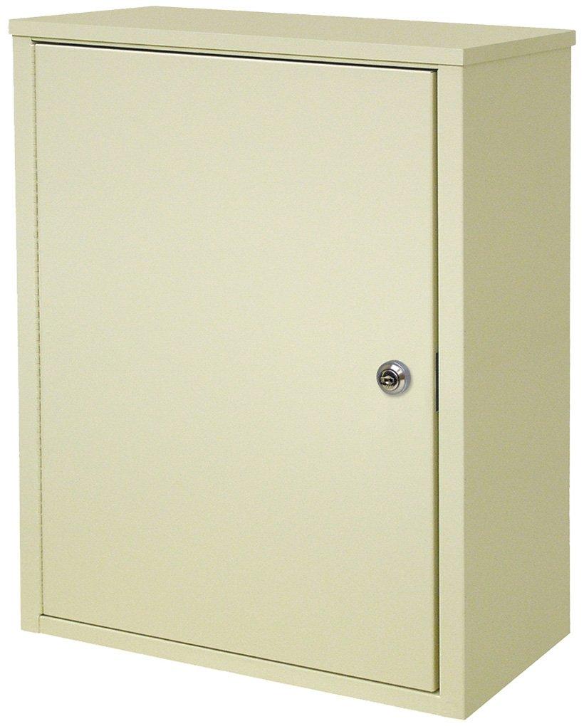 Medium Wall Storage Cabinet - Beige