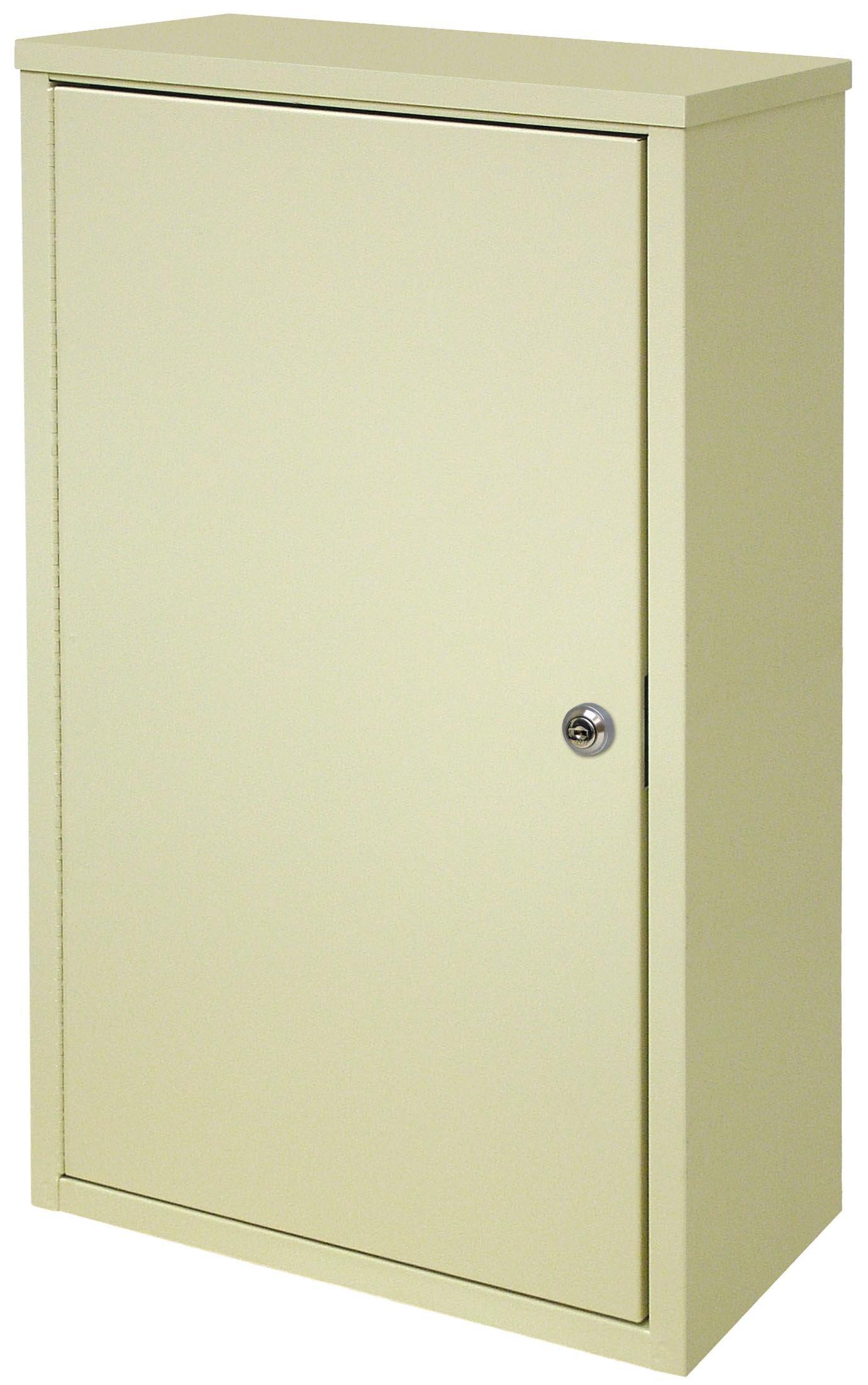 Large Wall Storage Cabinet - Beige
