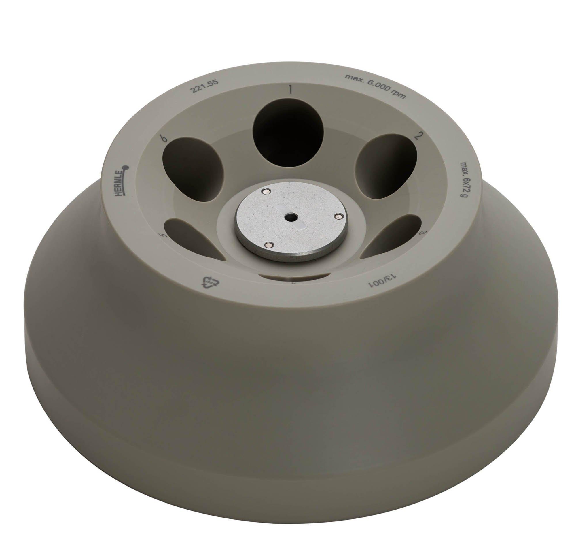 6 x 50ml Rotor