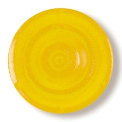 PE Cuvette Cap for Ultra-Micro UV-Transparent Cuvettes - Yellow