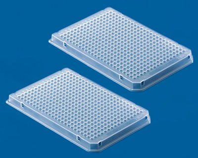 BRAND PP 384-Well PCR Plates - Skirted