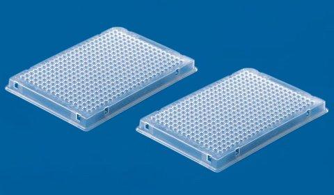 BRAND PP 384-Well PCR Plates - Full Skirt Real Time-PCR