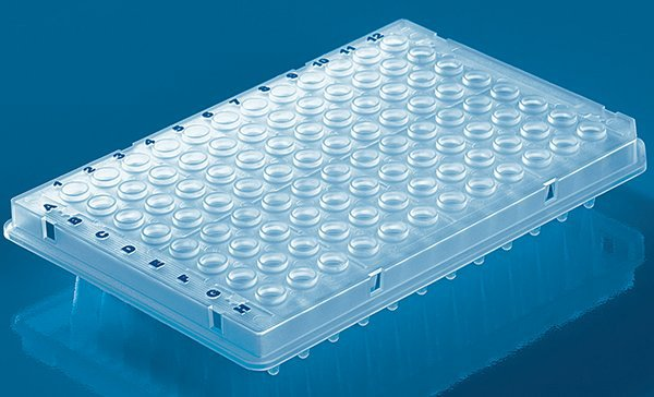 BRAND PP 96-Well PCR Plates - Half Skirt