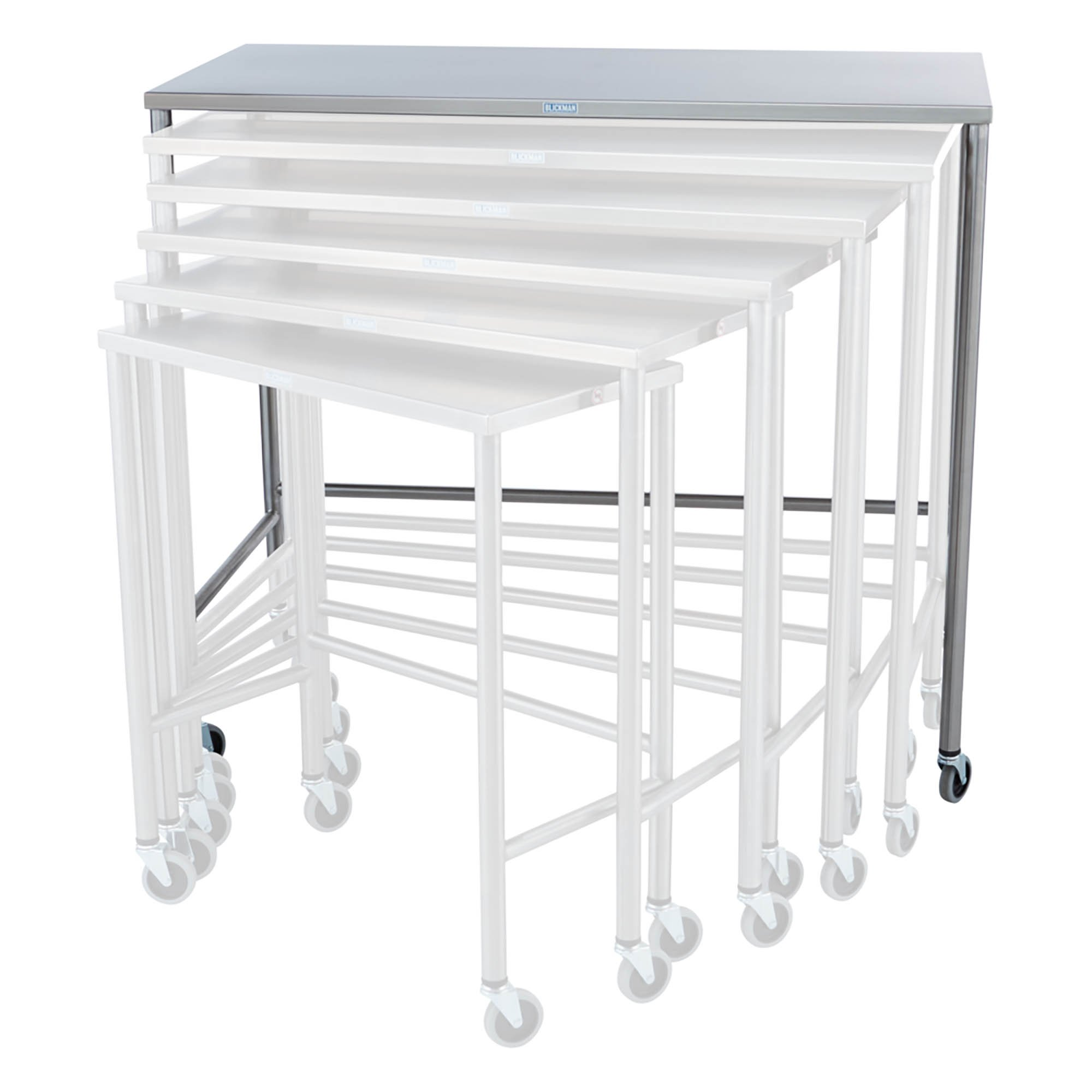 Nested Instrument Table - 48