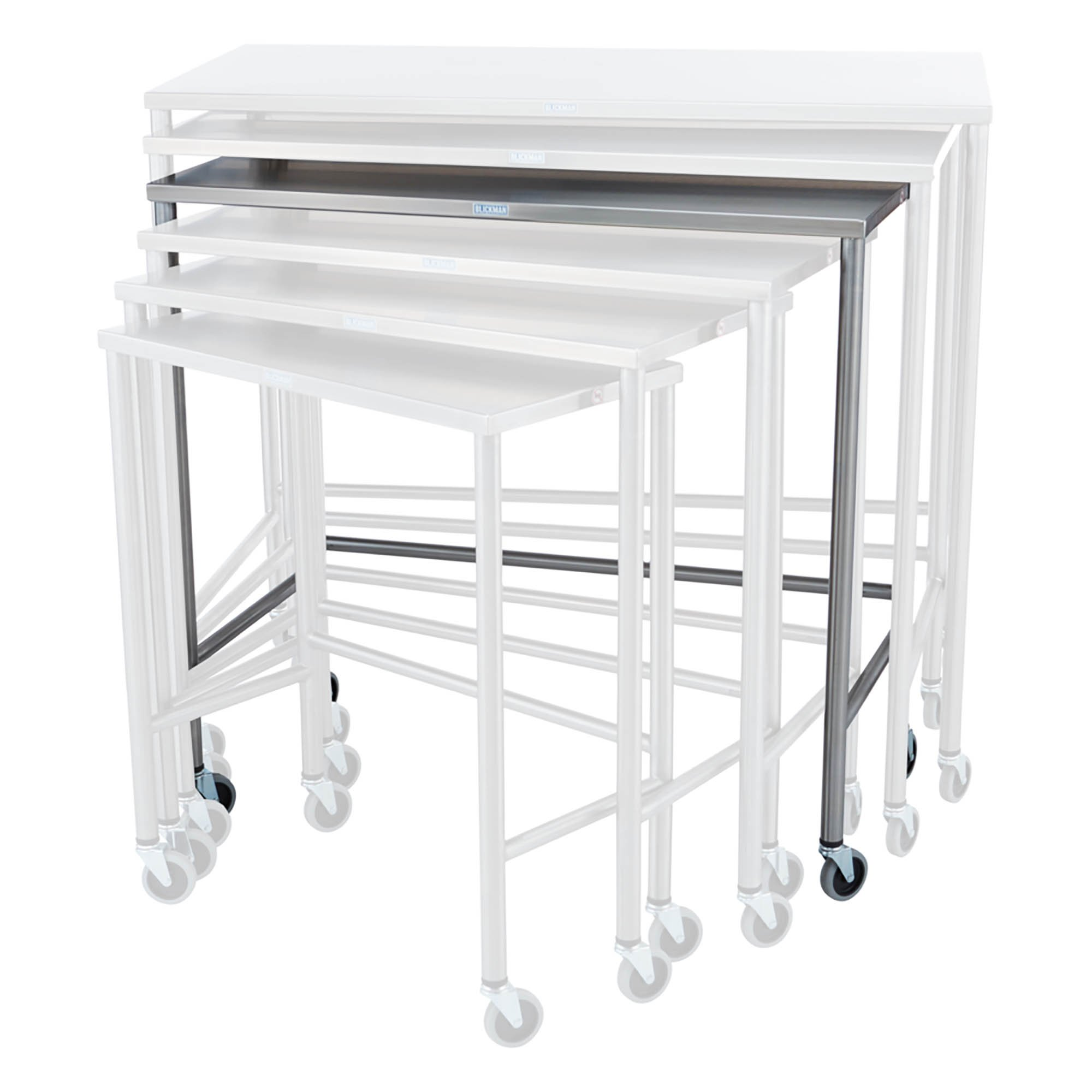 Nested Instrument Table - 40