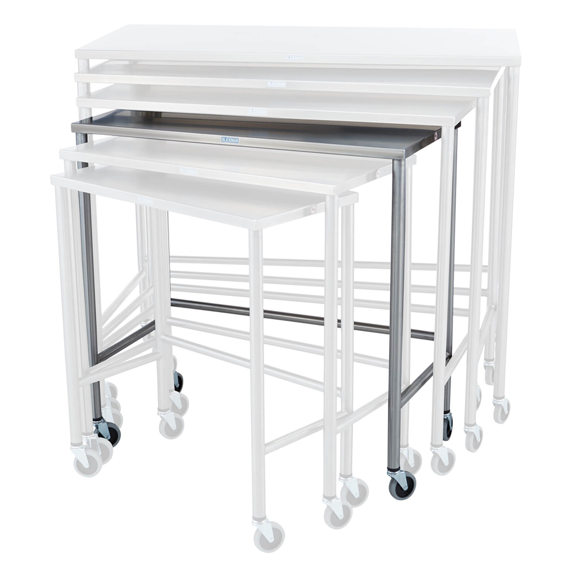Nested Instrument Table - 36
