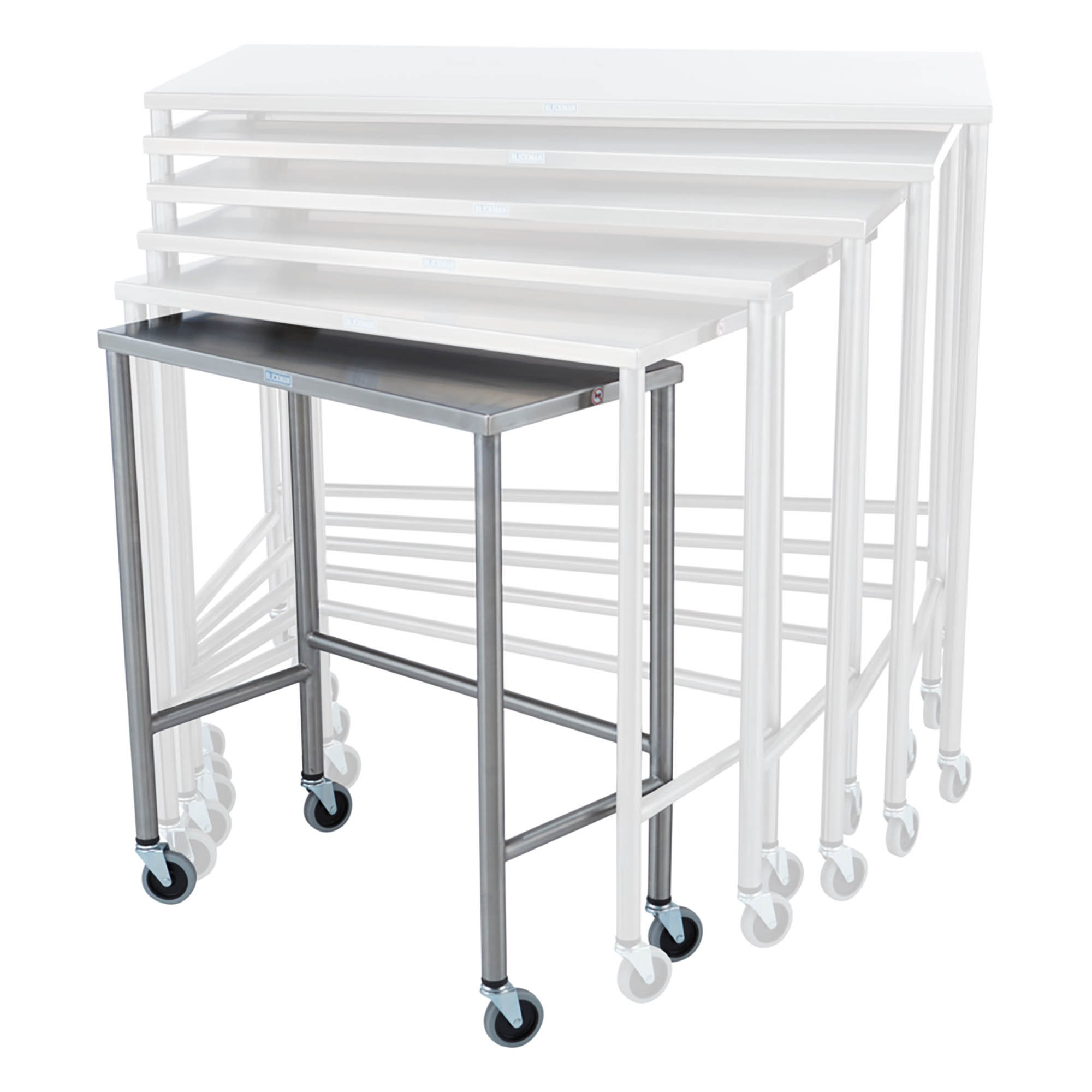 Nested Instrument Table - 28