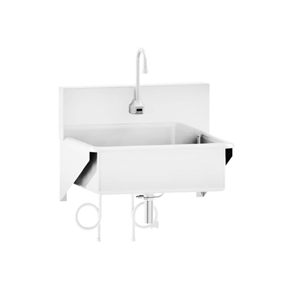 Windsor Scrub Sink - Single-Place Infrared Sensor Control - 25
