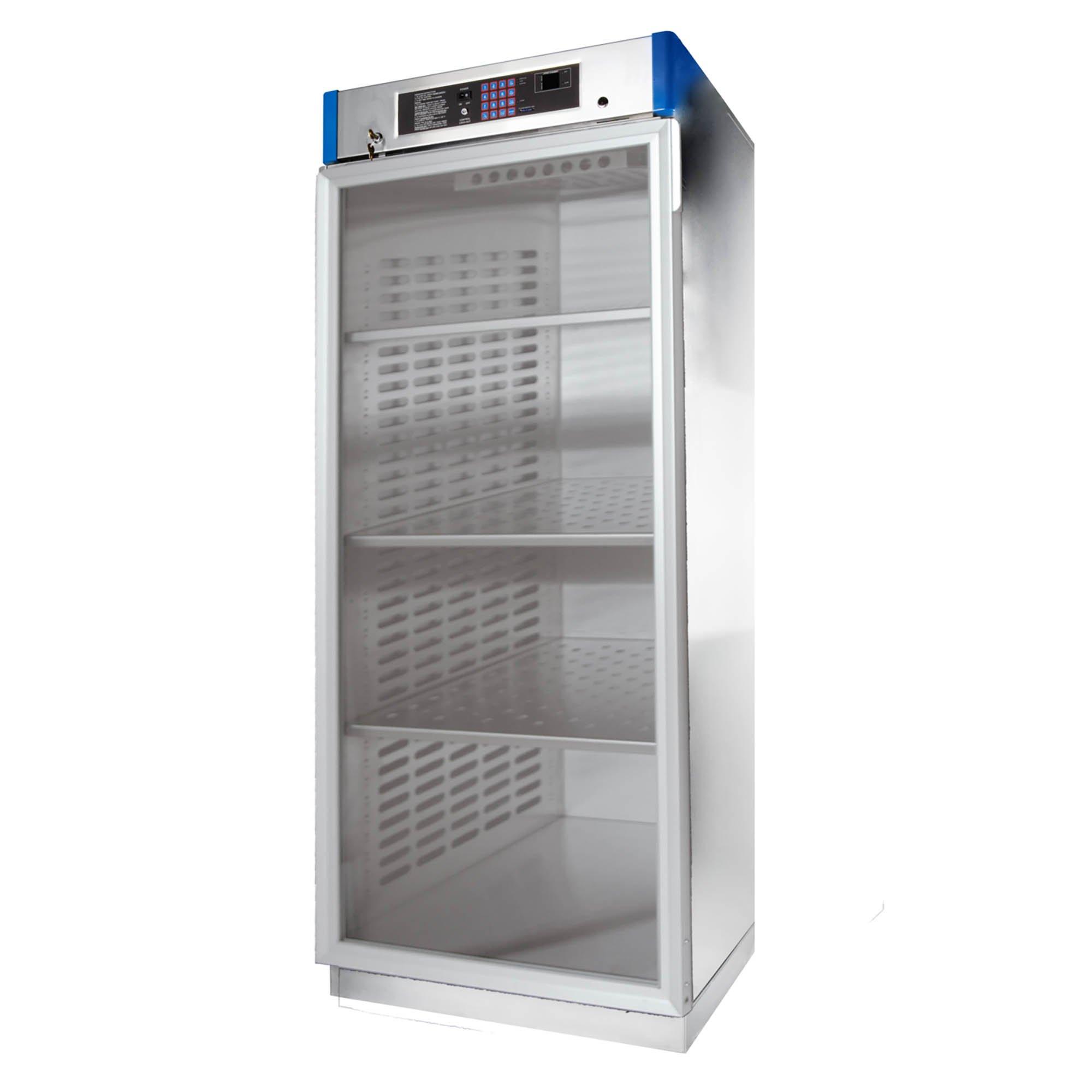 Blickman Warming Cabinet - Single Glass Door - 74 1/2