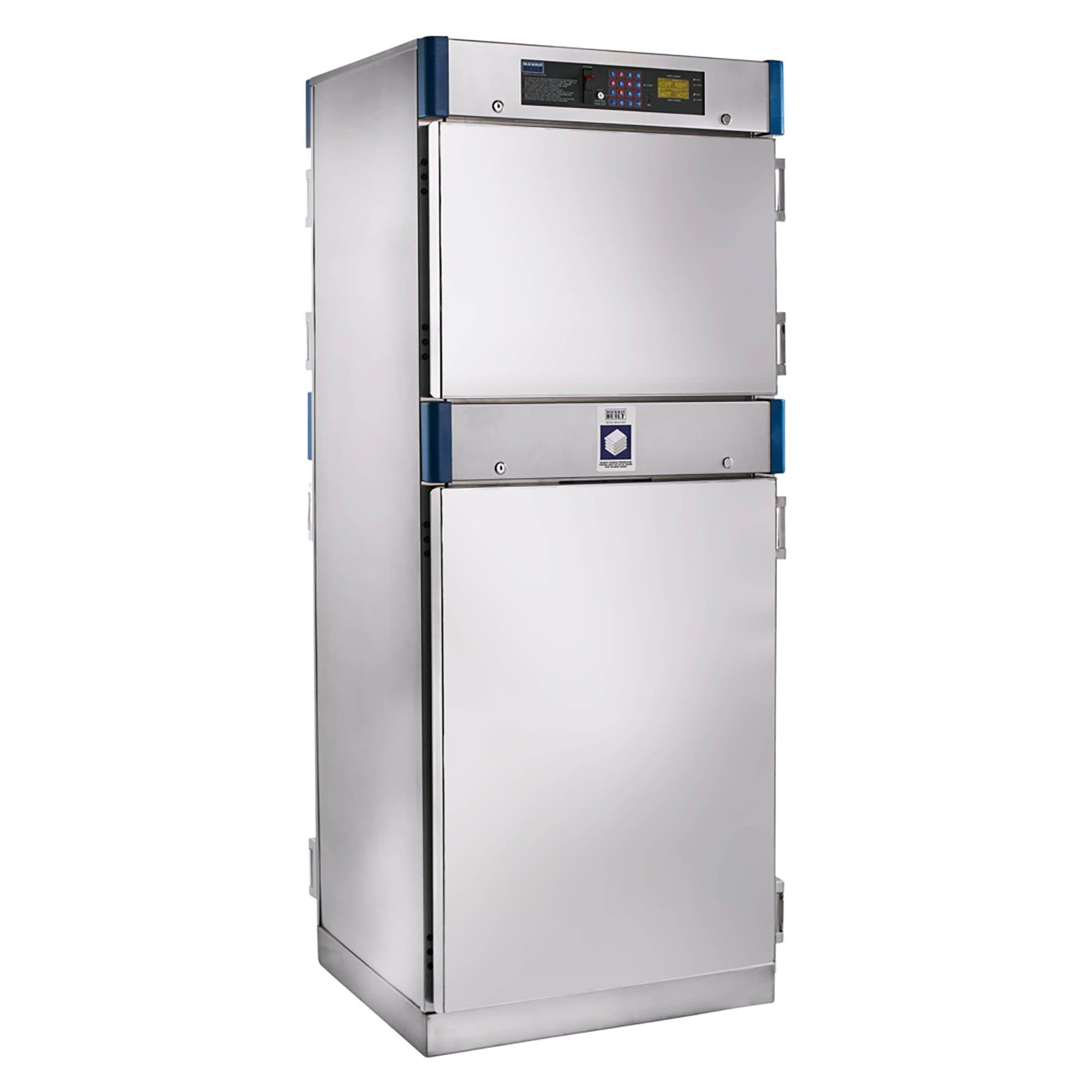 Blickman Warming Cabinets - Double Stainless Steel Door - 74 1/2