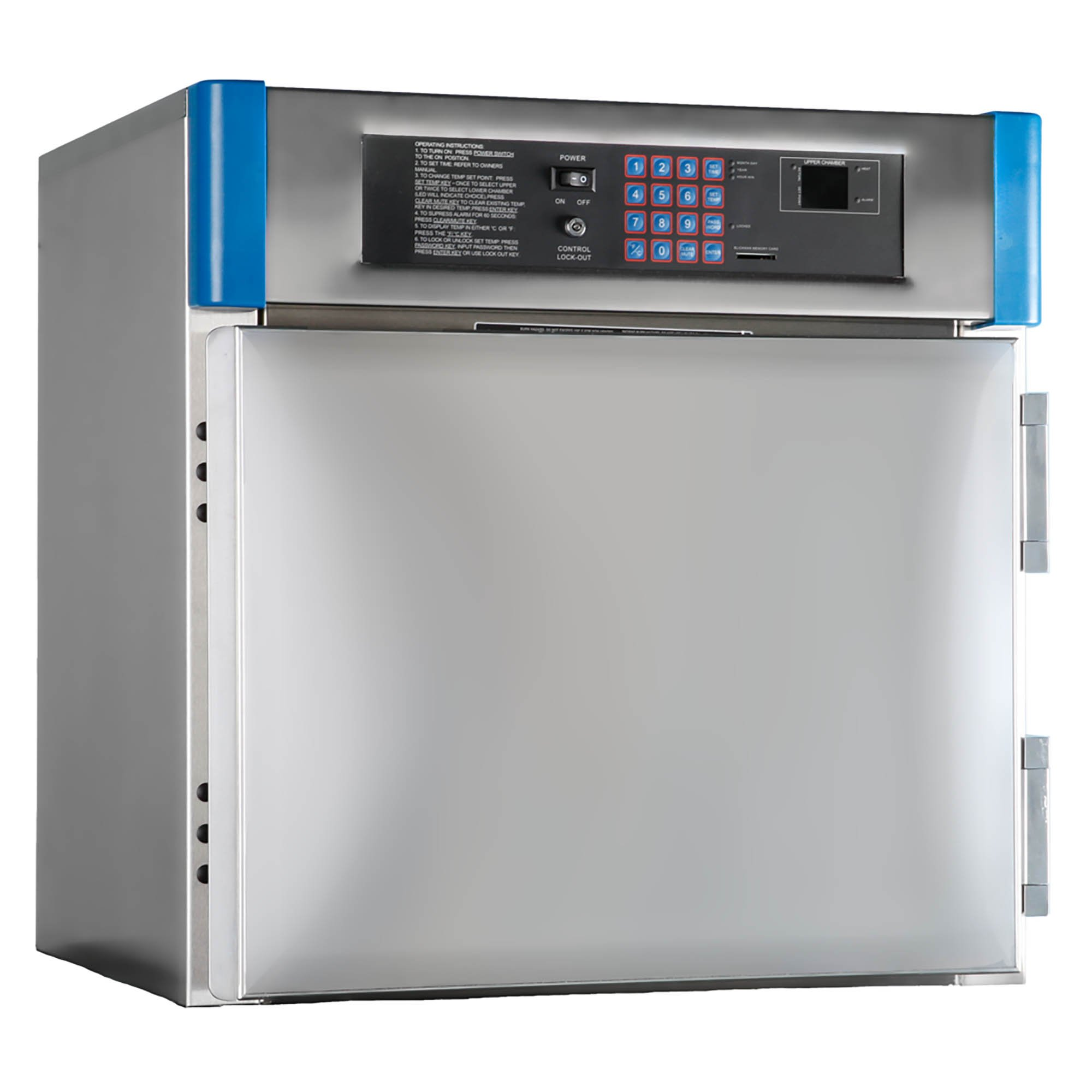 Blickman Warming Cabinets - Single Stainless Steel Door - 24