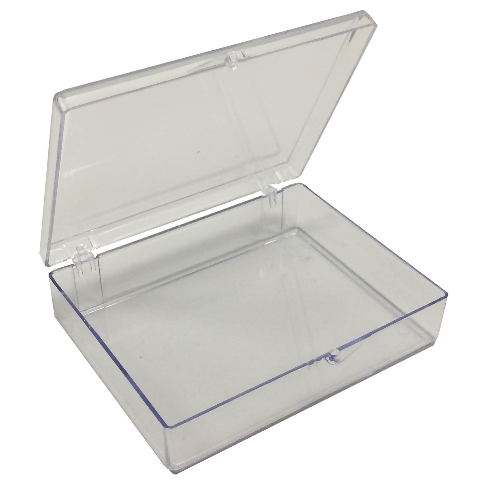 Large Clear Western Blot Box - 4 5/8