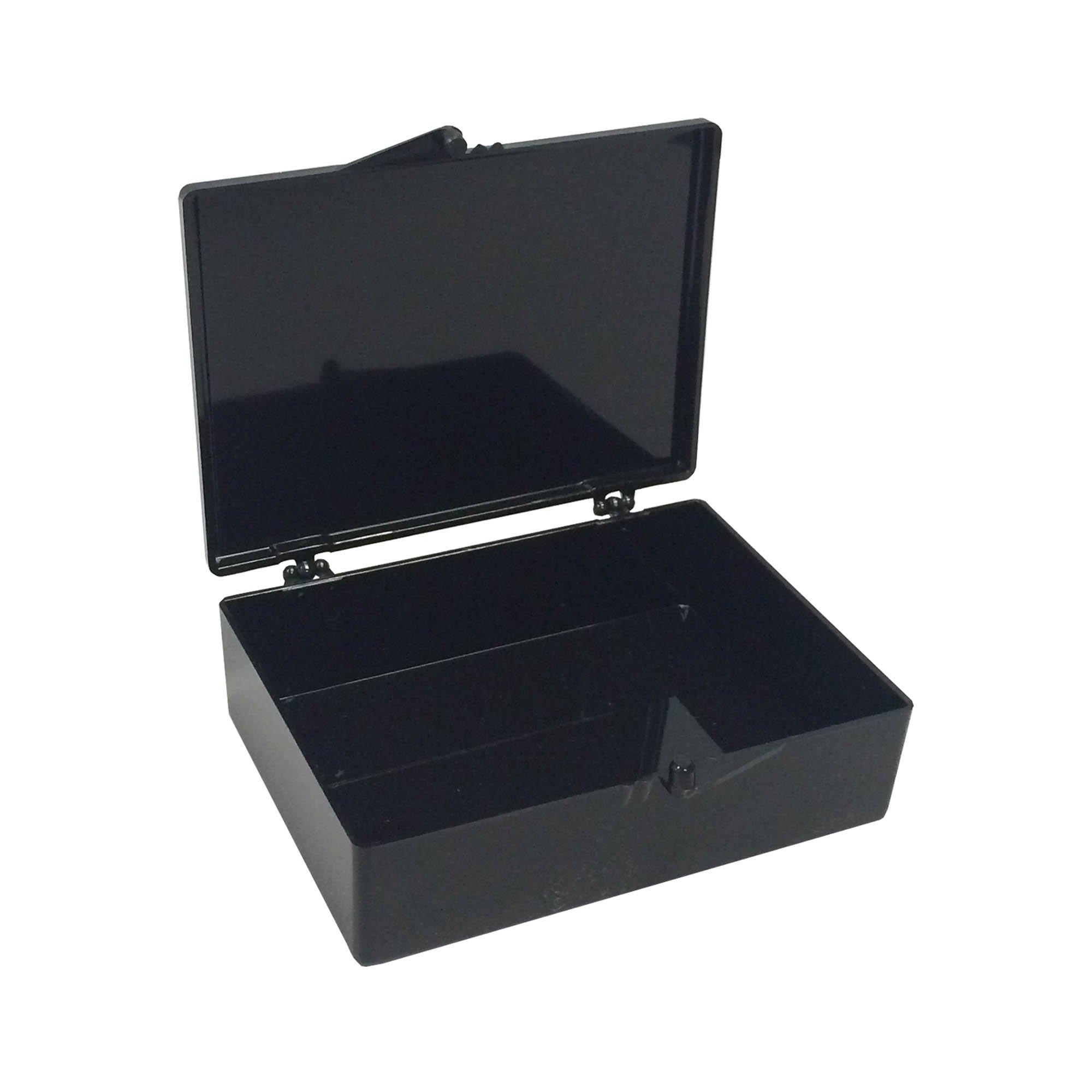 Medium Rectangle Opaque Black Western Blot Box - 3 1/2