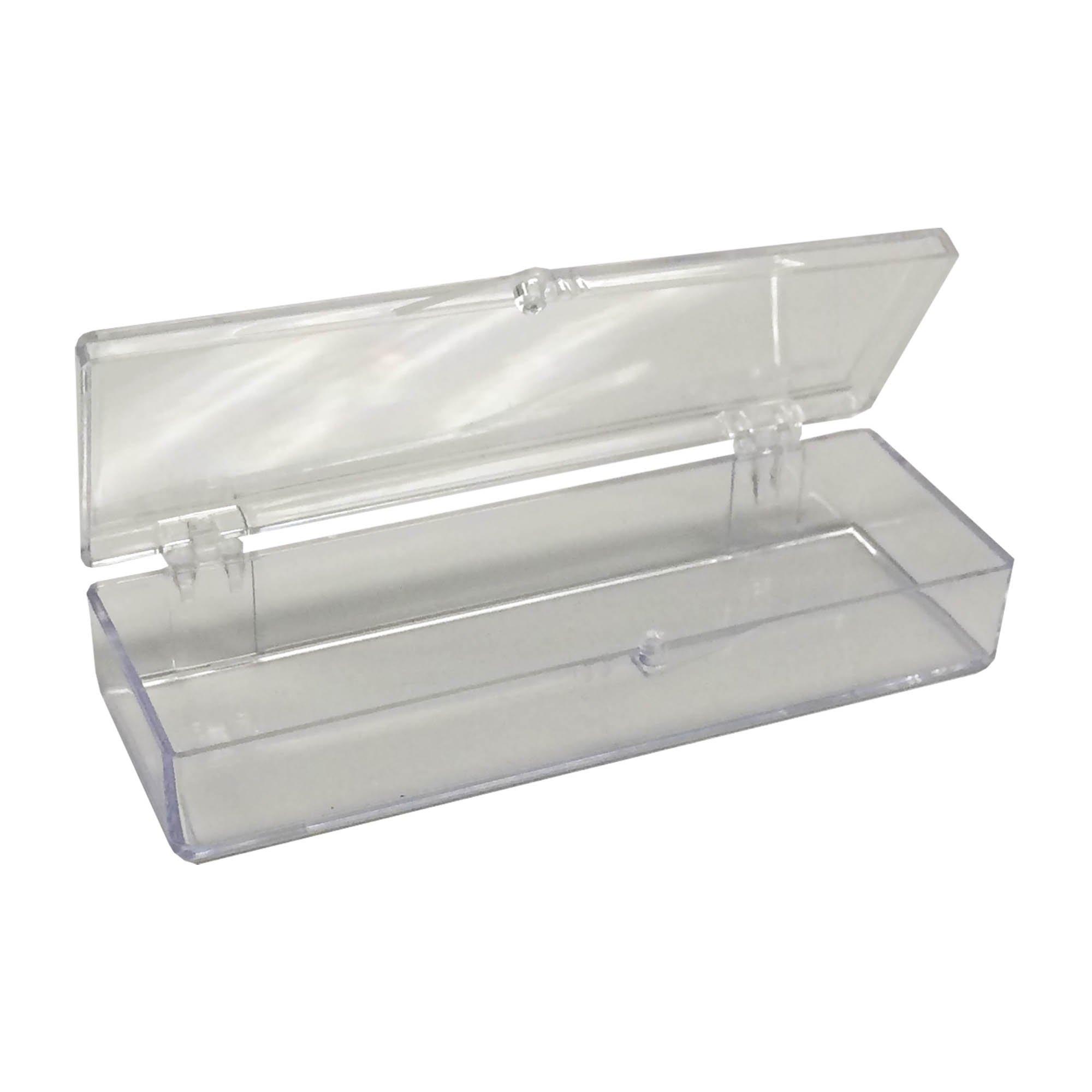 Long Strip Clear Western Blot Box - 3 3/4