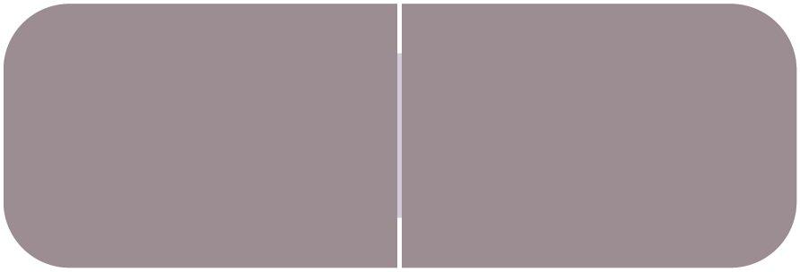 Barkley FXBAM Match BALM Series Solid Color Roll Labels - Lavender
