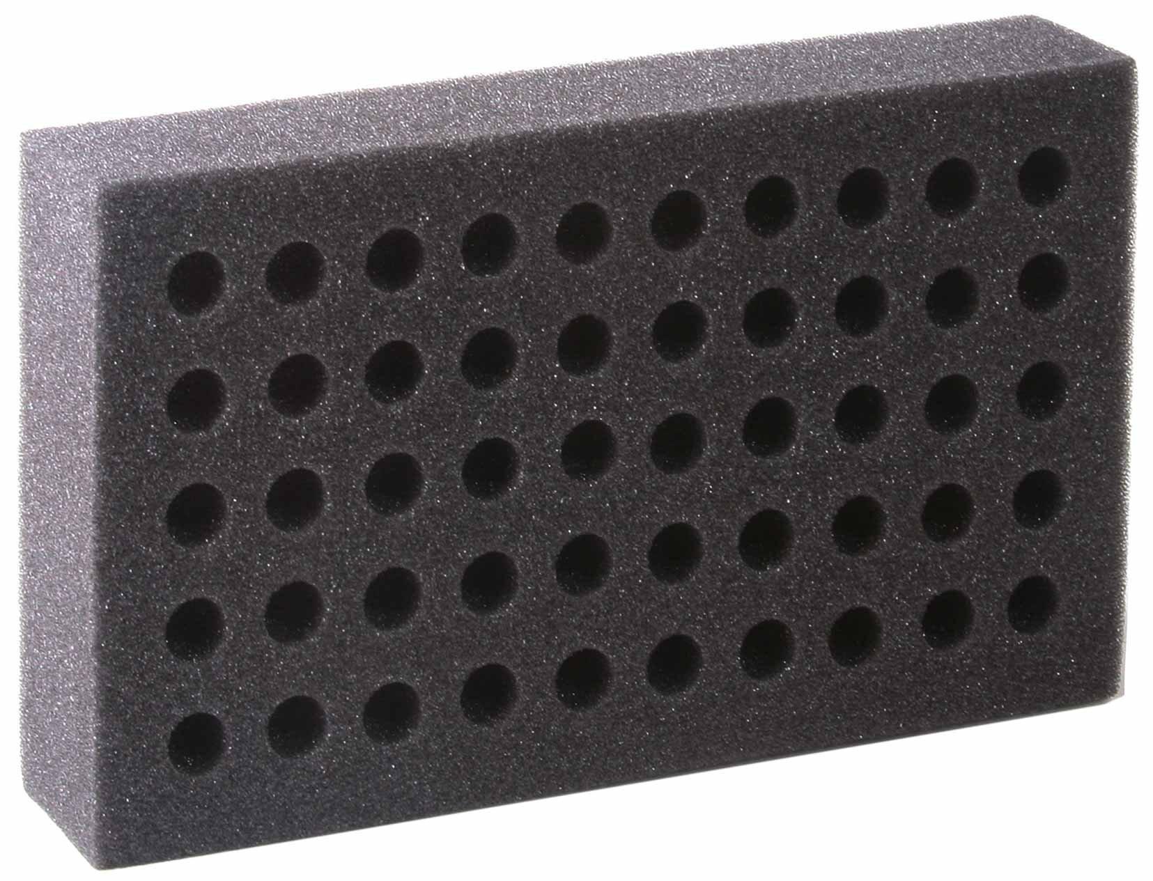 Foam Test Tube Racks For 15x85mm, 16x100mm, 16x125mm & 16x150mm Tubes
