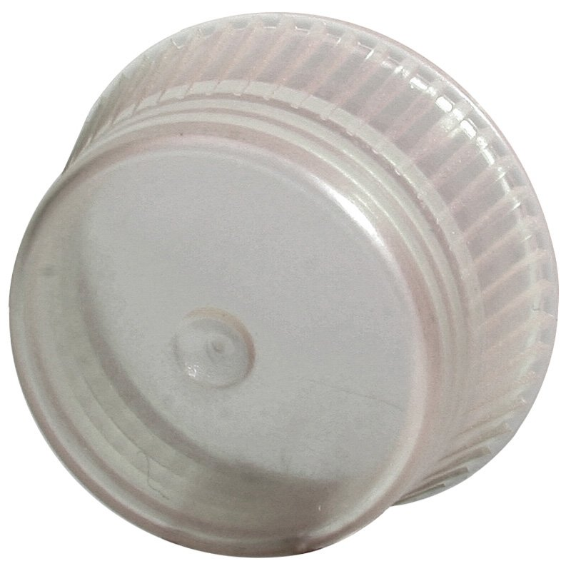 Uni-Flex Safety Caps for 10mm Blood Collecting & Culture Tubes - Grey