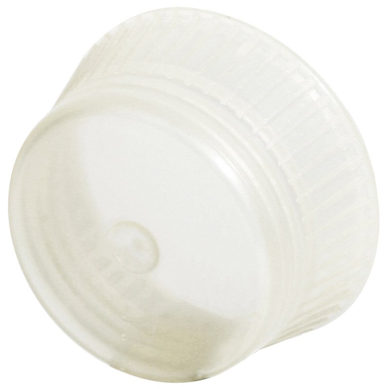 Uni-Flex Safety Caps for 16mm Blood Collecting & Culture Tubes - Natural