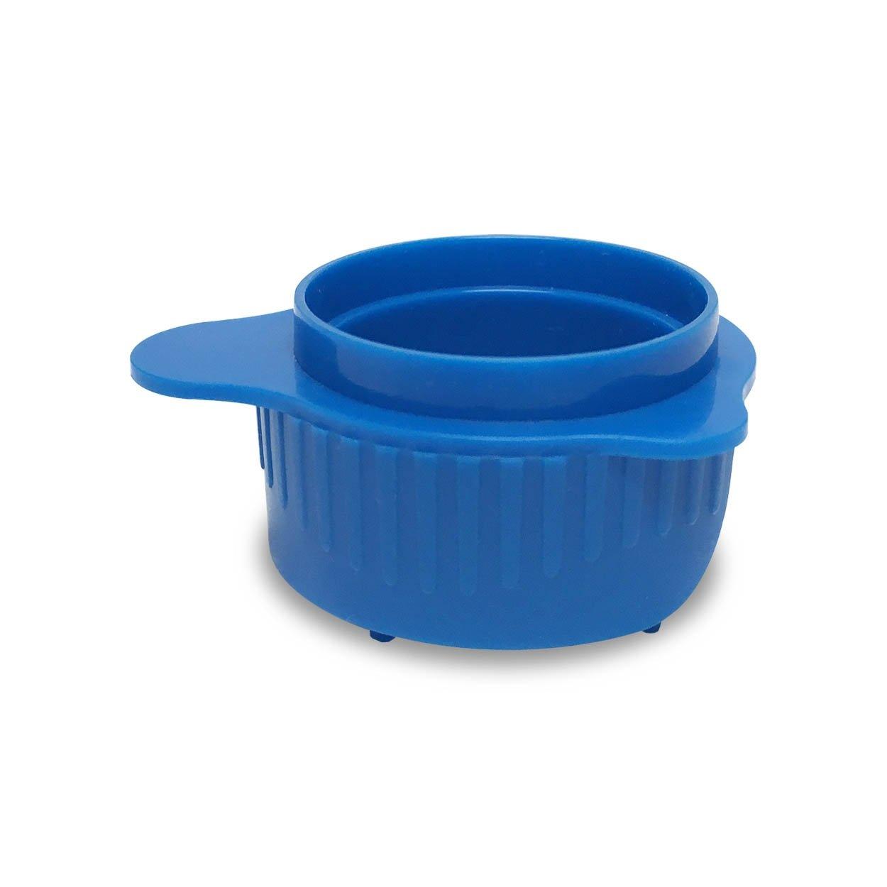 SureStrain 40um Premium Cell Strainer - Blue (600 Strainers & 12 Reducing Adapters/Case)