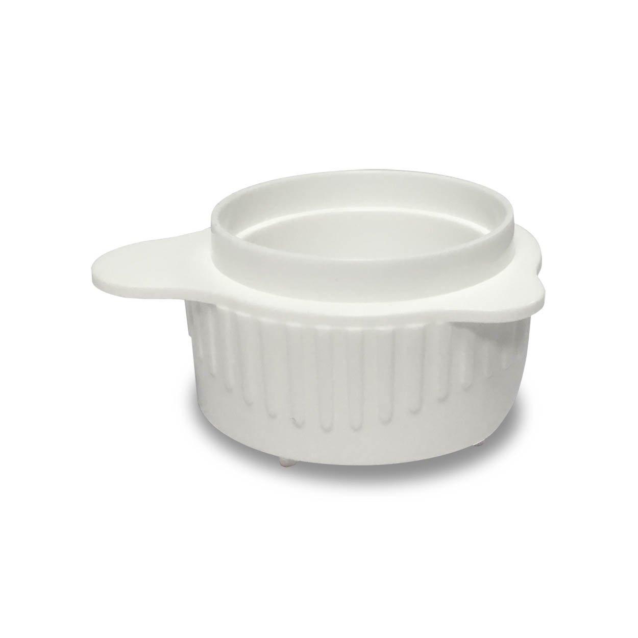 SureStrain 70um Premium Cell Strainer - White (50 Strainers & 1 Reducing Adapter/Pack)