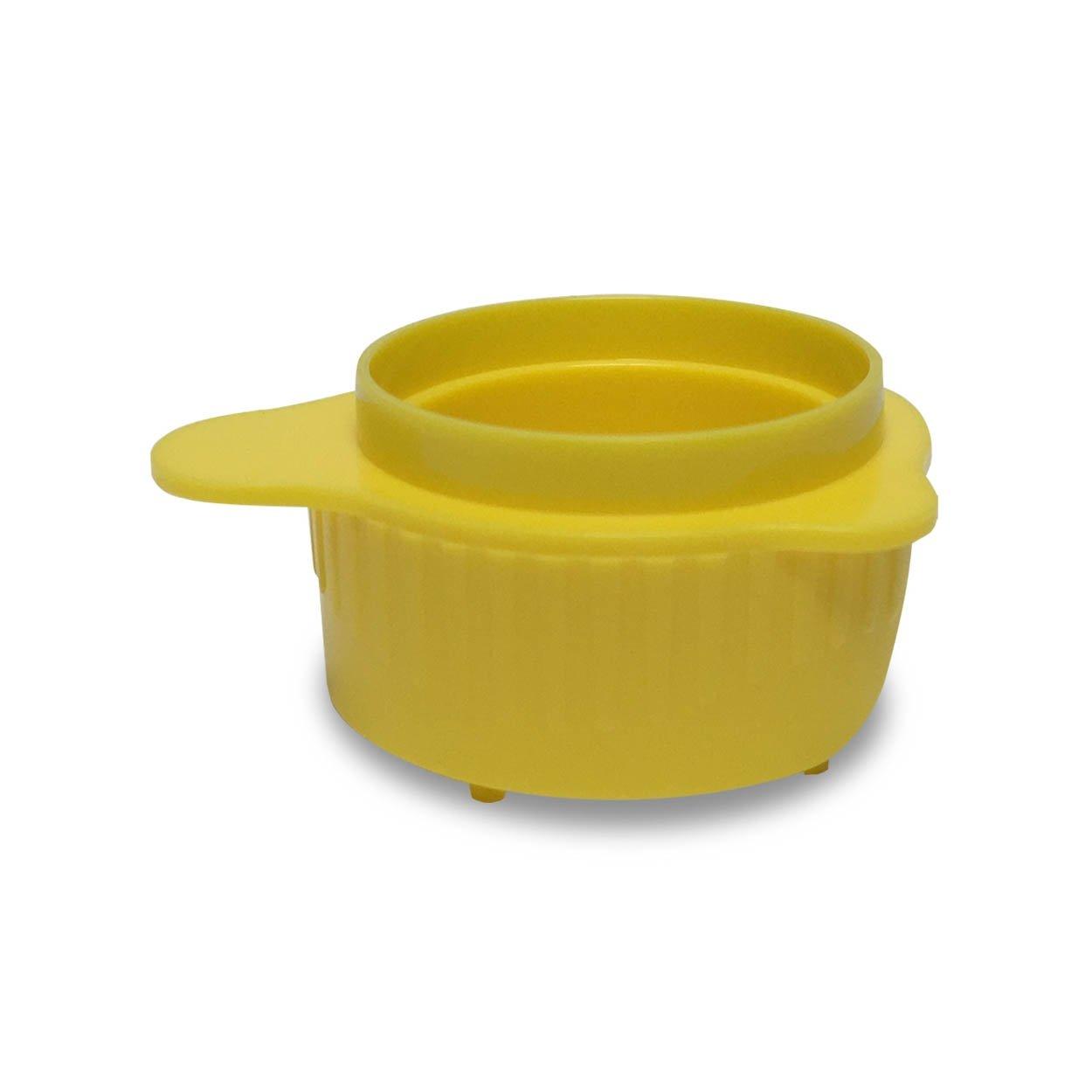 SureStrain 100um Premium Cell Strainer - Yellow (50 Strainers & 1 Reducing Adapter/Pack)