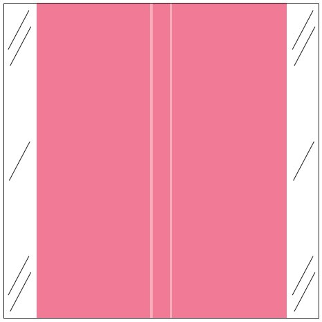 Tabbies 11600 Match CLLM Series Solid Color Roll Labels - Pink