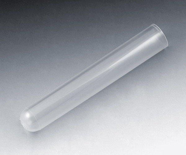 12mm x 75mm (5mL) Polypropylene Test Tubes - Round Bottom - Bag of 1000 - ON BACKORDER UNTIL 12/10/21