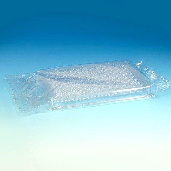 96-Well Microtest Plates - Polystyrene - V-Bottom - Sterile