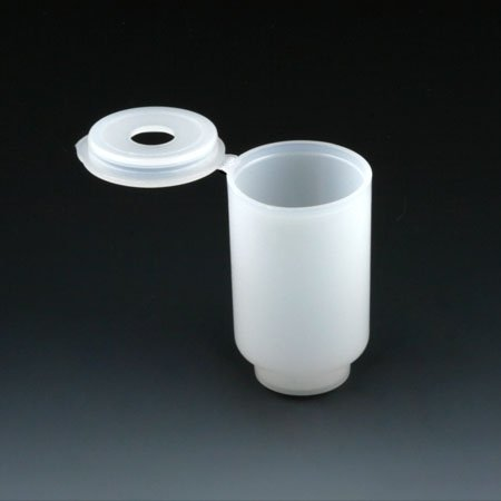 Reagent Container 10mL - For Cobas Mira and Horiba ABX Analyzers - Polypropylene (PP)