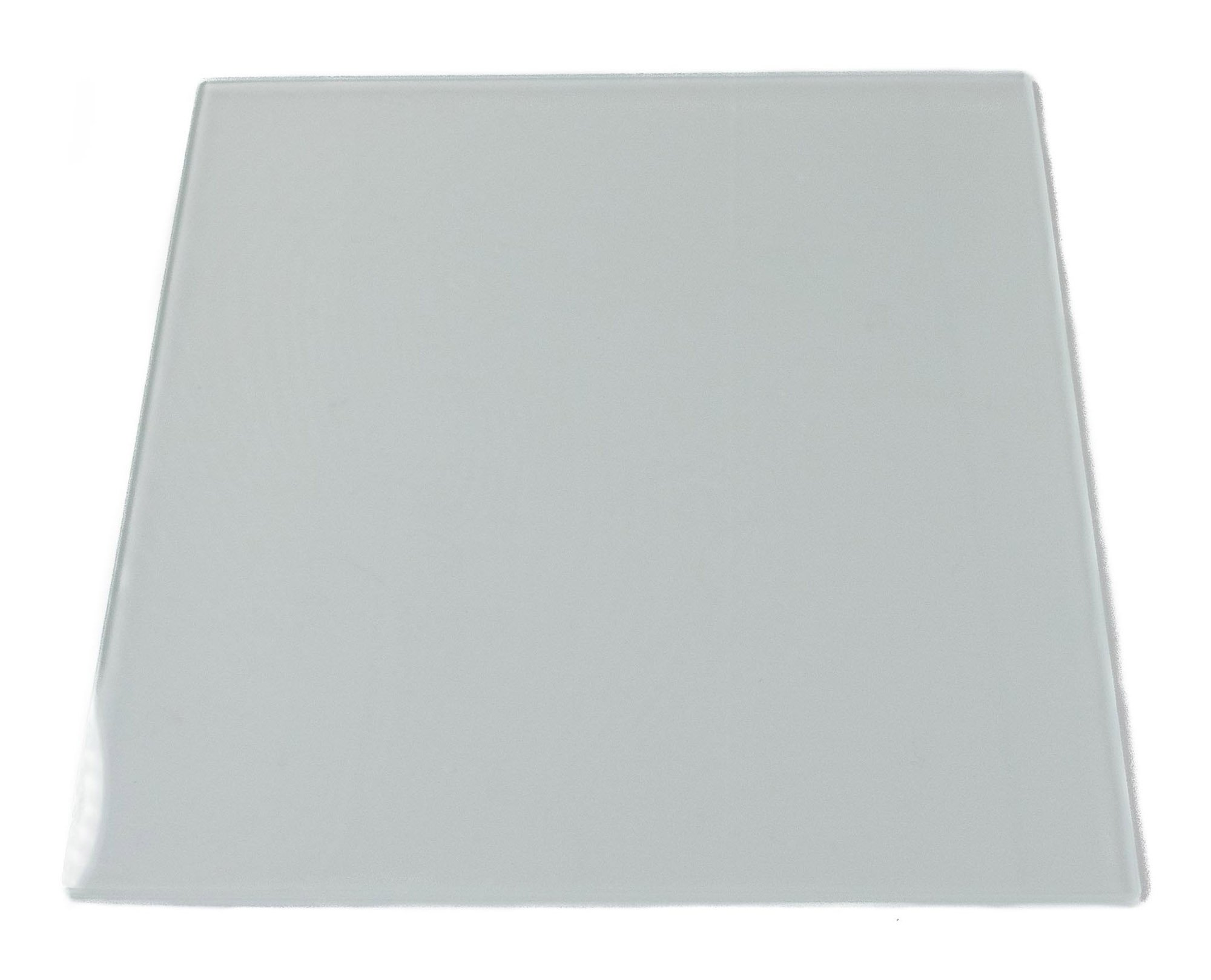 Frosted Inner Glass Plate for IBI Vertical Electrophoresis System IB62000