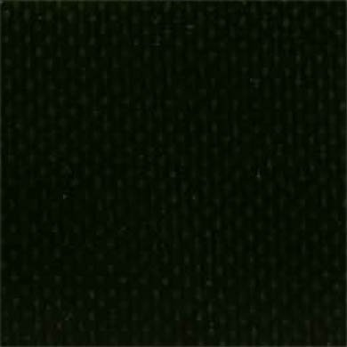 2-Piece Impervious Vinyl Strap with Metal Push Button Buckle & Loop-Lok Ends - 9' - Black
