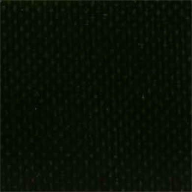 2-Piece Impervious Vinyl Strap with Metal Push Button Buckle & Loop-Lok Ends - 12' - Black