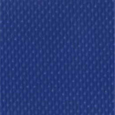 1-Piece Impervious Vinyl Strap with Plastic Cam Buckle - 9' - Blue