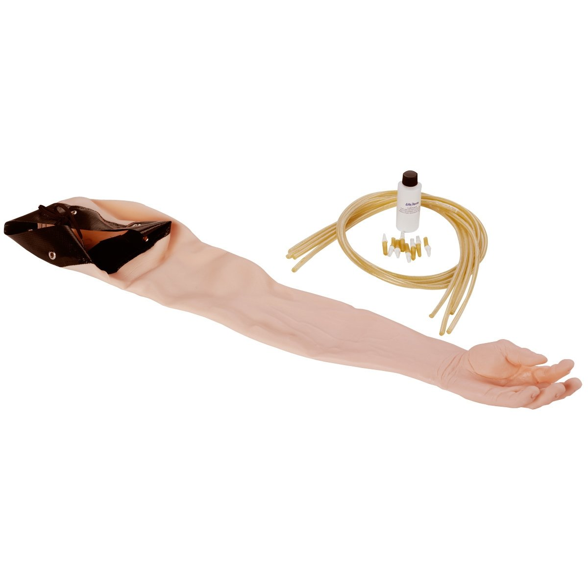 Life/form Advanced Venipuncture and Injection Arm: Skin and Vein Replacement Kit - Light
