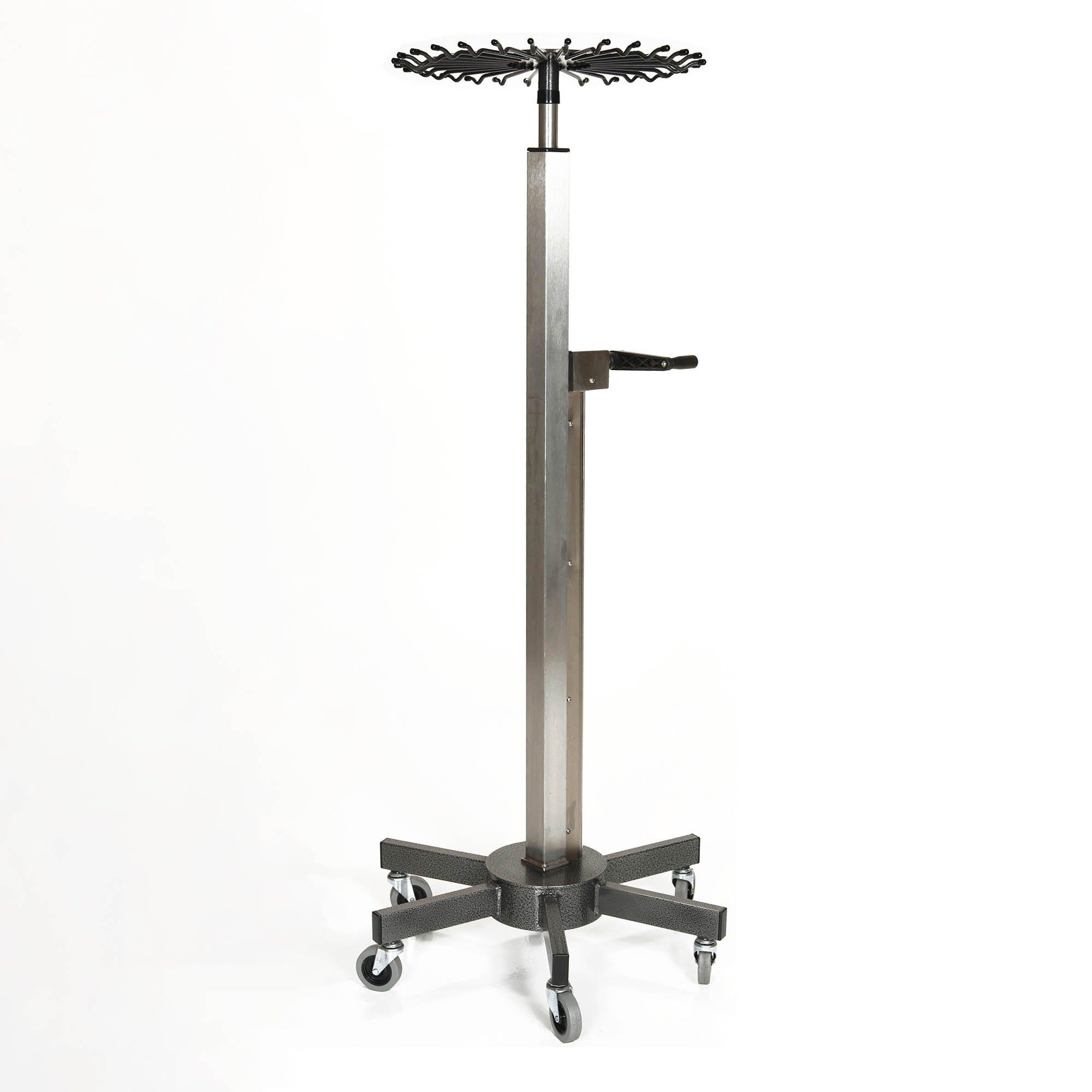 Lift Assist IV Pole with 28 Hooks