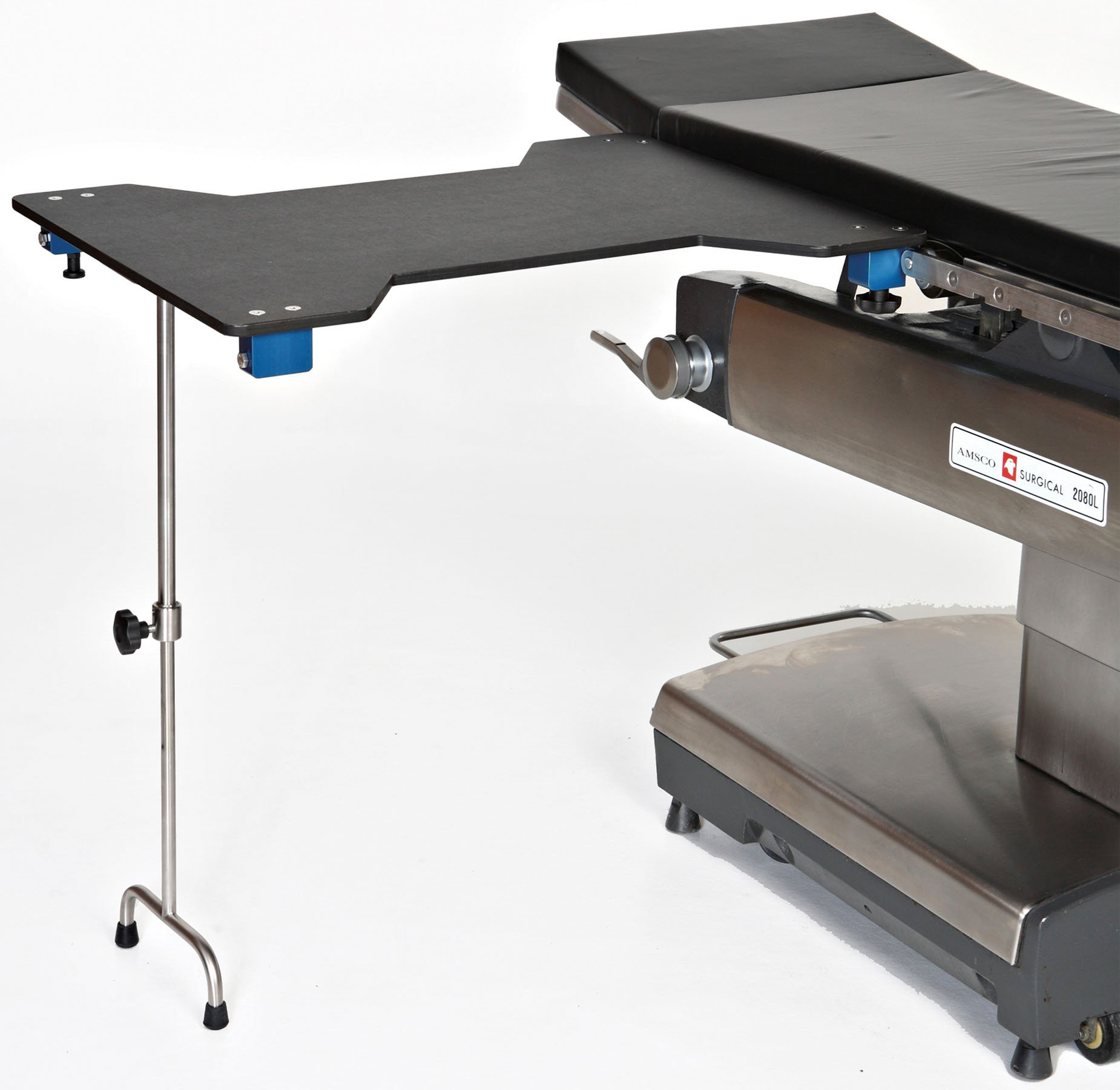 Hourglass Carbon Fiber Arm & Hand Surgery Table with Tee Foot Leg (BACKORDER UNTIL 10/01/2021)