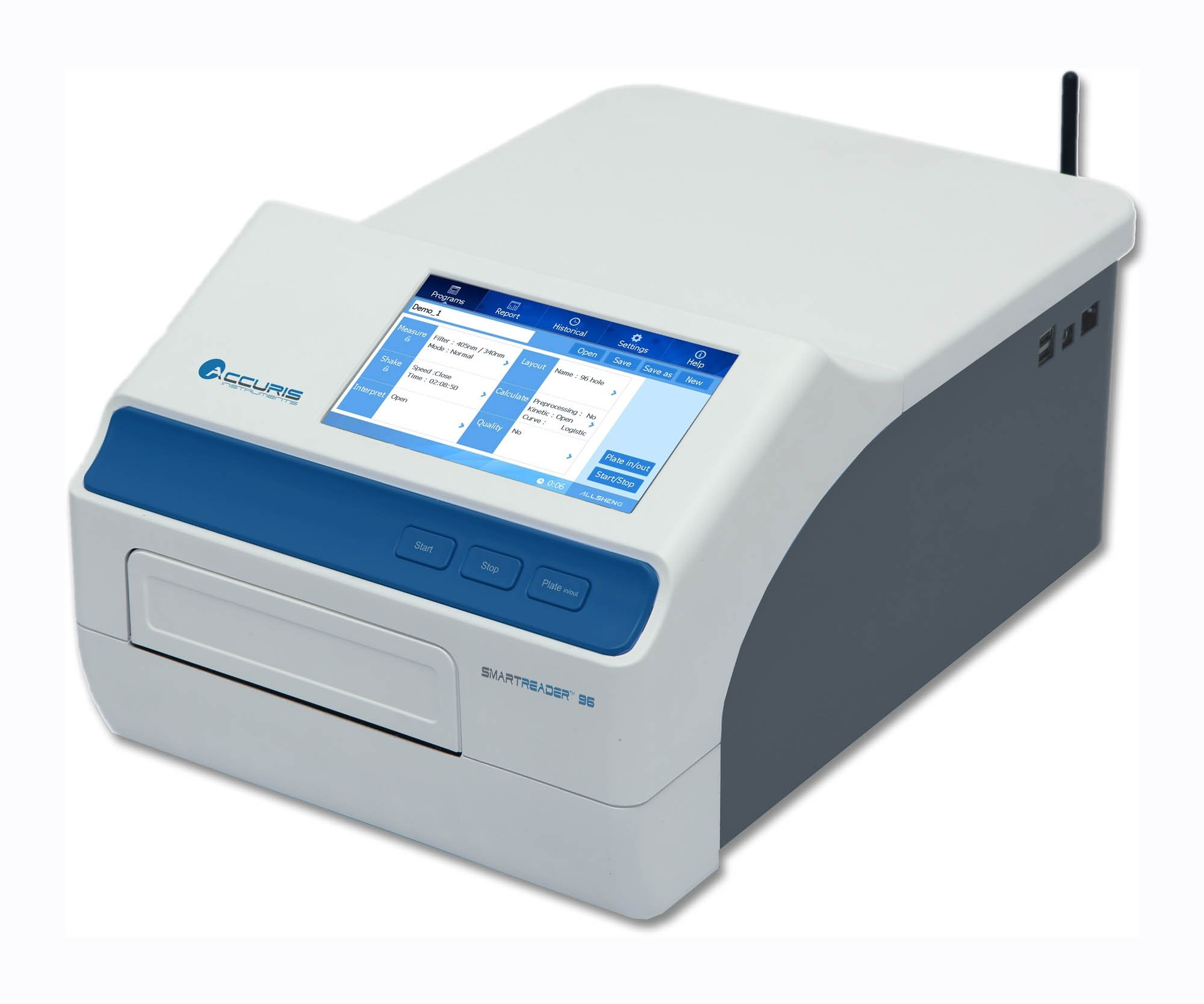 SmartReader 96 Microplate Absorbance Reader for 96 Well Plates (115V)