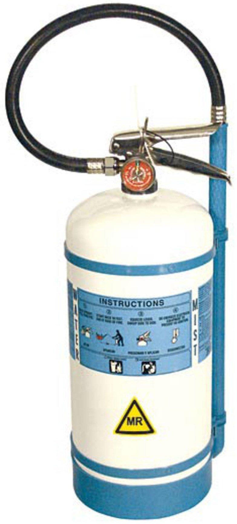 MRI-Certified Fire Extinguisher 1 3/4 Gallon