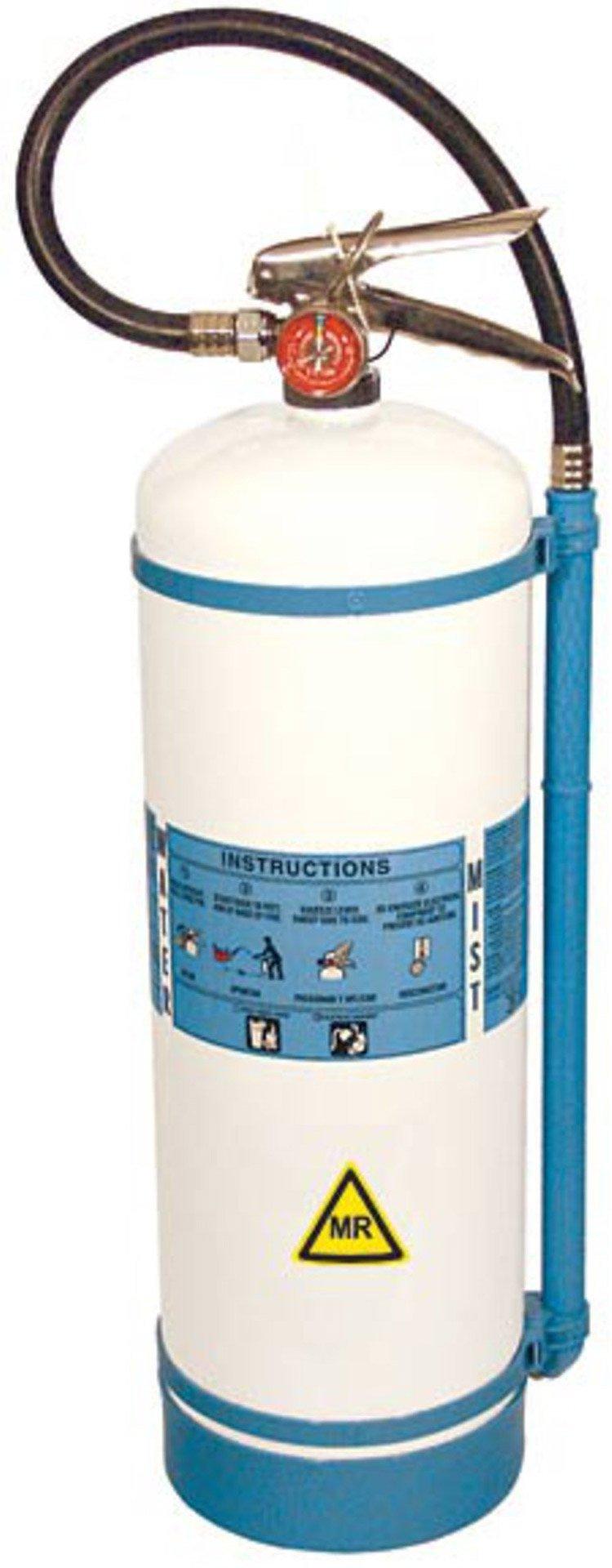 MRI-Certified Fire Extinguisher 2 1/2 Gallon