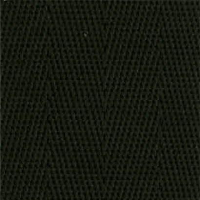Nylon Ankle Restraint with Hook & Loop - Black