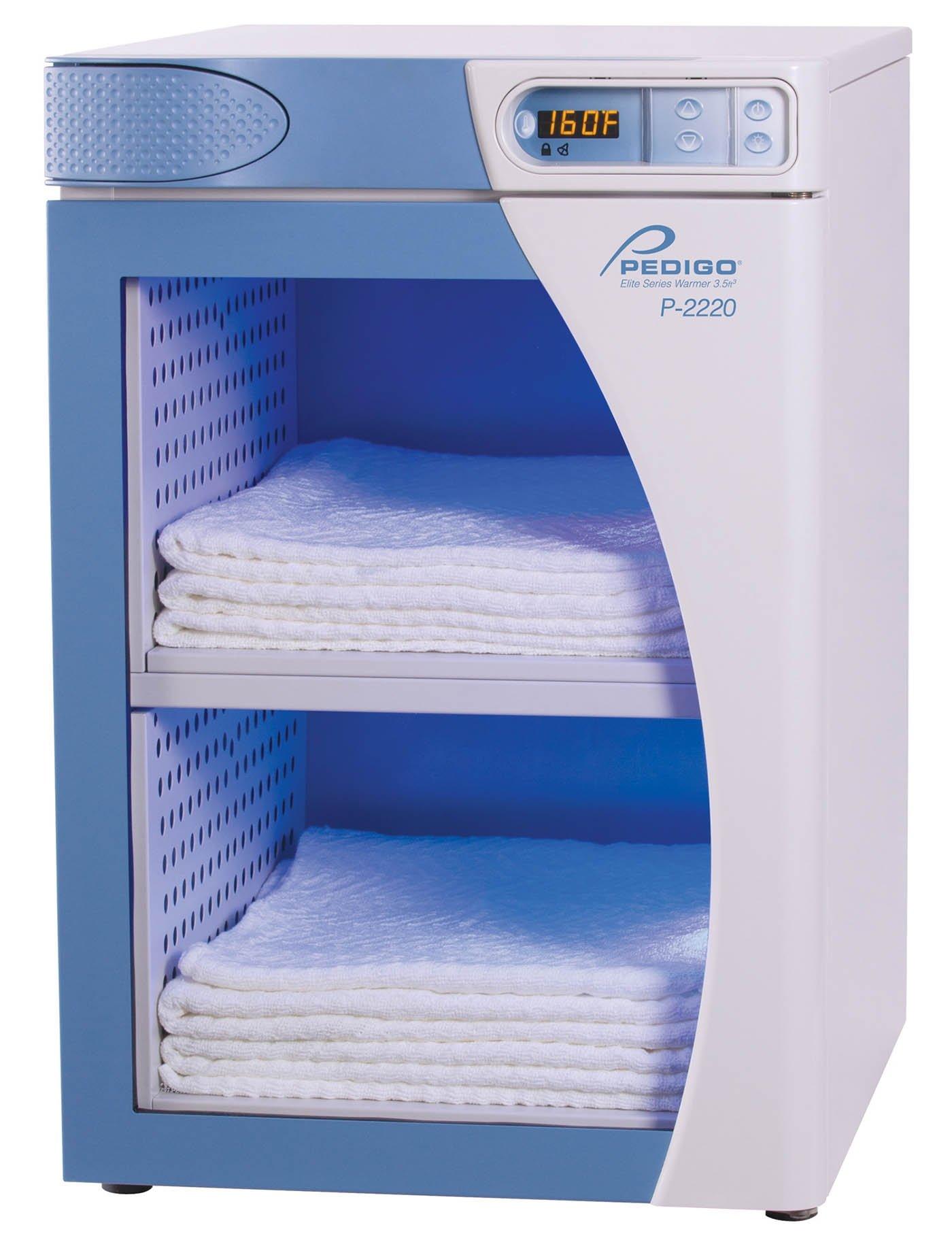 Pedigo Elite Series Warming Cabinet, 3.5 Cubic Feet Compartment, Glass Window Door