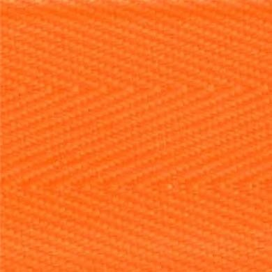Patho-Shield Extension Strap with Metal Push Button Buckle - 4' - Orange