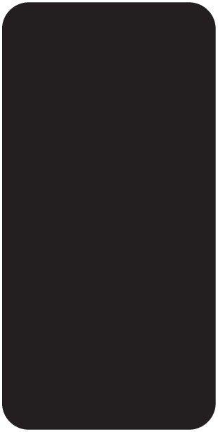Smead CC Match SMLP Series Solid Color Roll Labels - Black