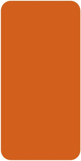Smead CC Match SMLP Series Solid Color Roll Labels - Brown