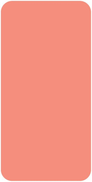 Smead CC Match SMLP Series Solid Color Roll Labels - Pink