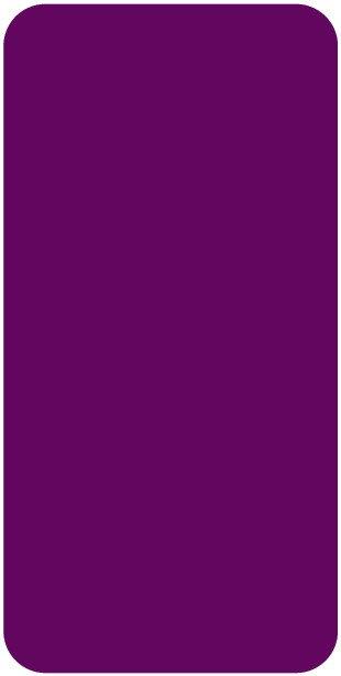 Smead CC Match SMLP Series Solid Color Roll Labels - Purple