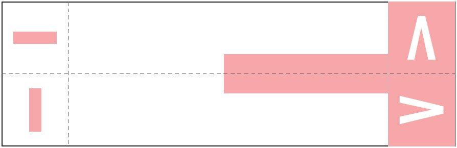 Smead NCC Match SNCC Series Alpha Sheet Labels - Letter I & V - Pink