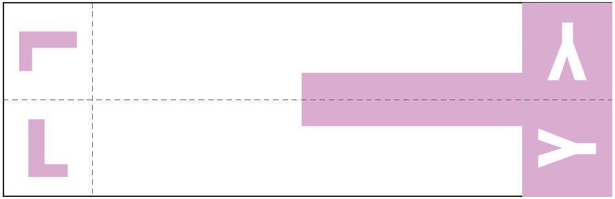 Smead NCC Match SNCC Series Alpha Sheet Labels - Letter L & Y - Lavender