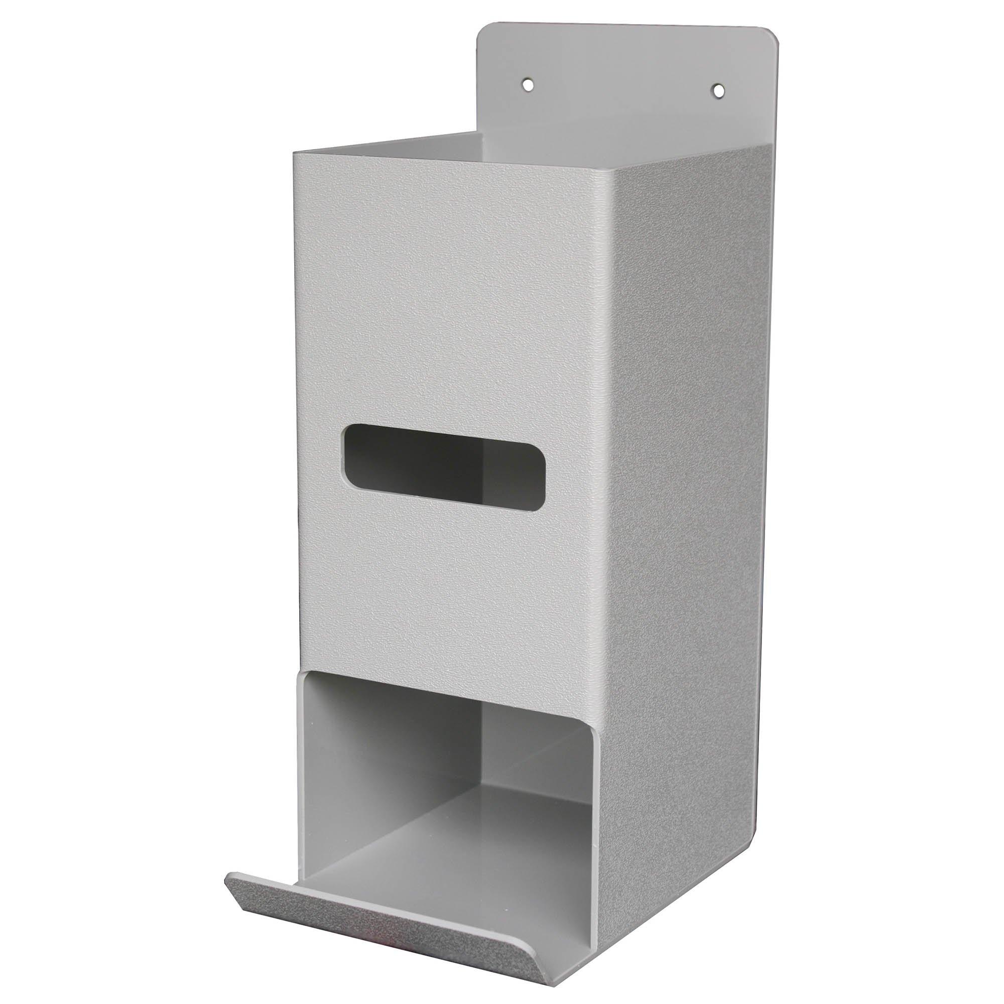 Surgical Scrub Brush Dispenser - Gray ABS